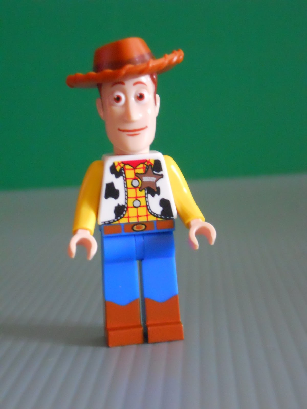 Lego Toy 3 : Dexters diecasts dexdc lego toy story minifigure woody