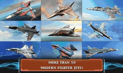 Modern Air Combat: Infinity mod apk