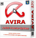 Avira AntiVir Rescue System 20.01.2015 CD dan USB