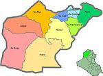 Ninewa Map