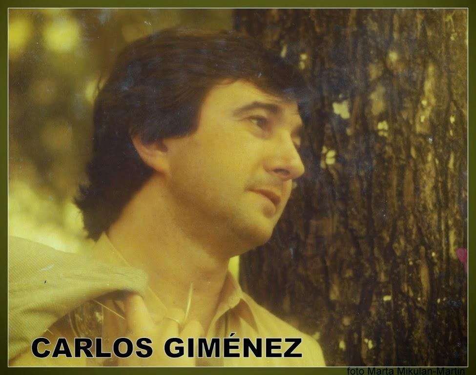 CARLOS GIMÉNEZ director de teatro