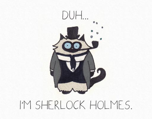 Halloween Sherlock