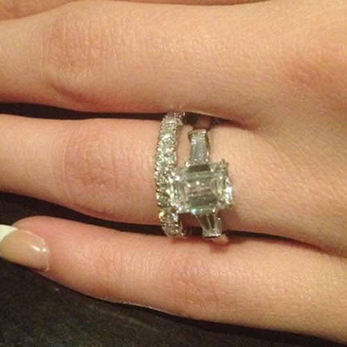 marian rivera engagement rings