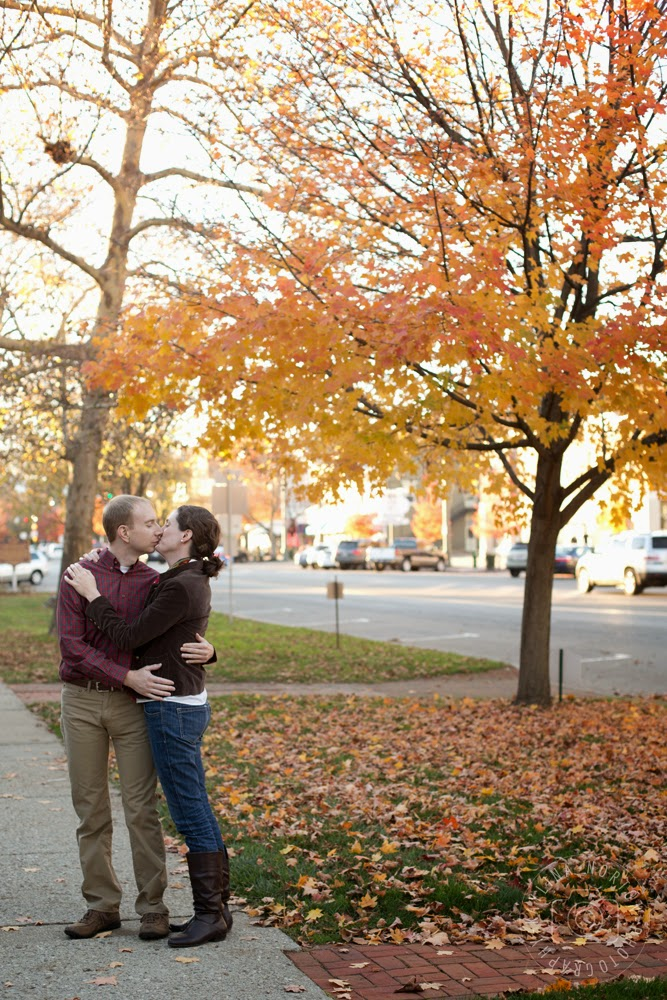 Granville Engagement Photography