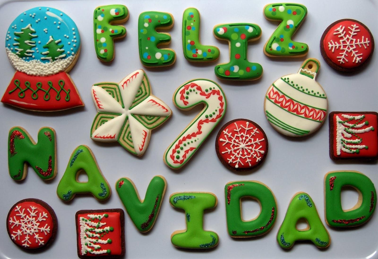 BONITO de ver y RICO para comer: ¡Feliz y dulce Navidad!