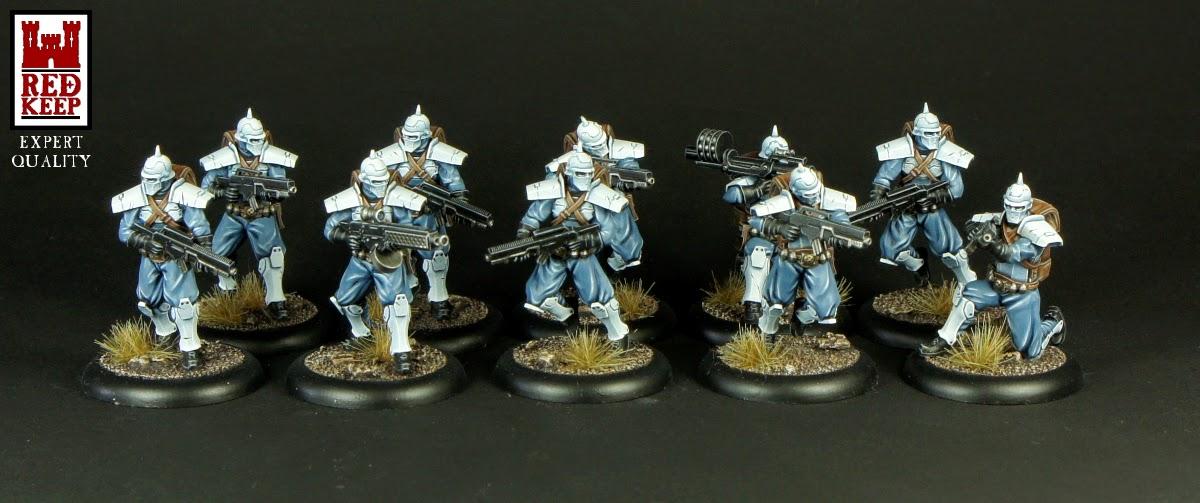 Présentation Warzone Resurrection Hussars1