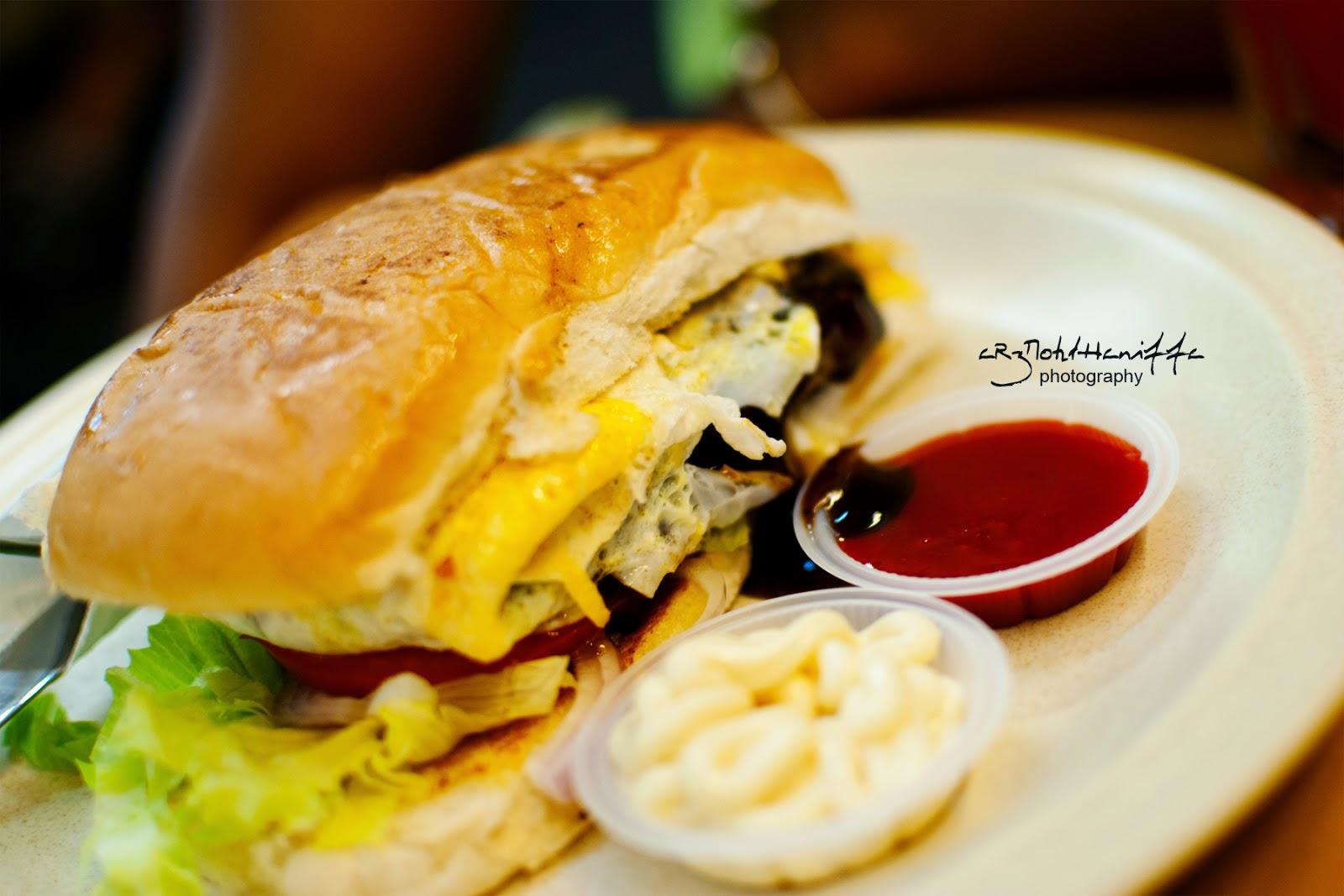 Makanan Rohani, Makanan untuk perut, Majlis Ilmu Pulau Pinang, Burger Astaka Bukit Gedong