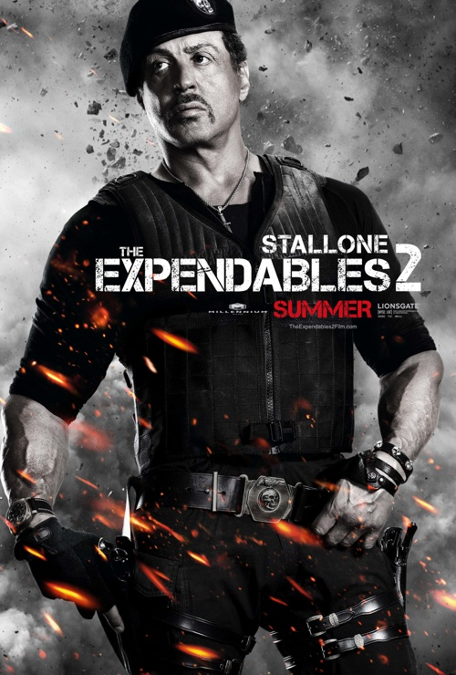 Watch The Expendables 2 Movie Online Free 2012