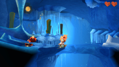 LostWinds2: Winter of the Melodias iPhone - iPod touch screenshot