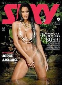 Download Revista Sexy Lorena Bueri Fevereiro 2015 Grátis