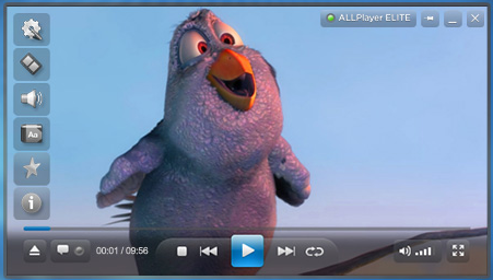 AllPlayer media player