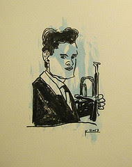 Chet Baker (Sold)