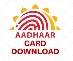 E_Aadhaar_download_online