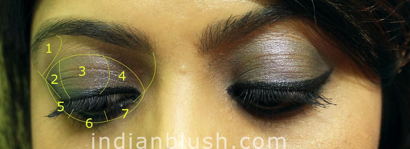 Easy ways to do eye makeup