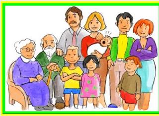 La familia y sus tipos Tipos de familia nuclear