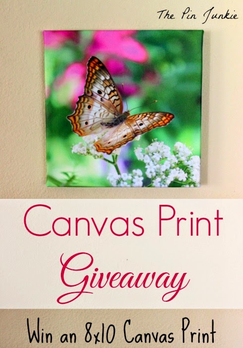 Easy Canvas Prints Giveaway