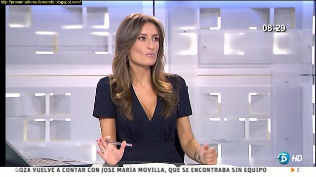 Leticia Iglesias marcando