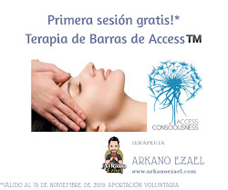 Access Bars - Terapia de Barras