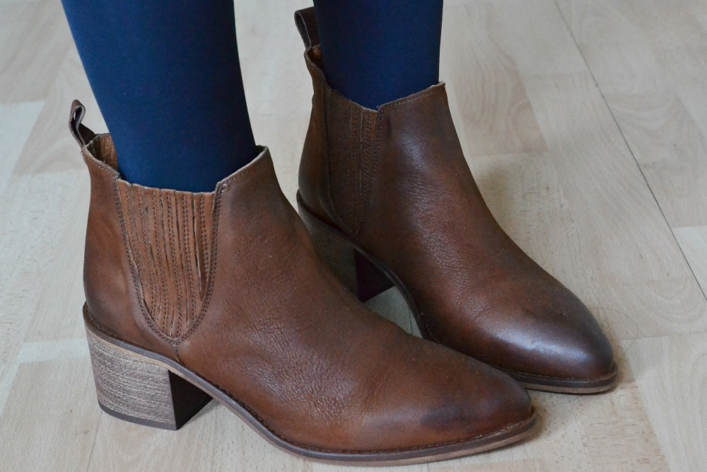 office shoes indiana tan ankle boots