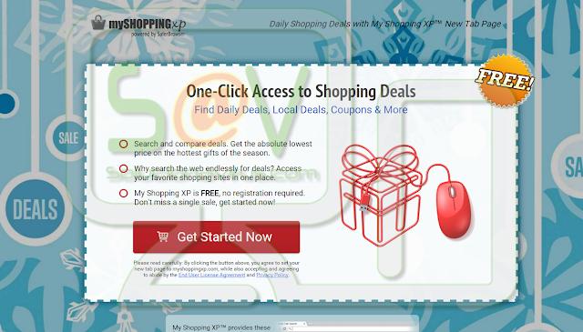 My Shopping XP