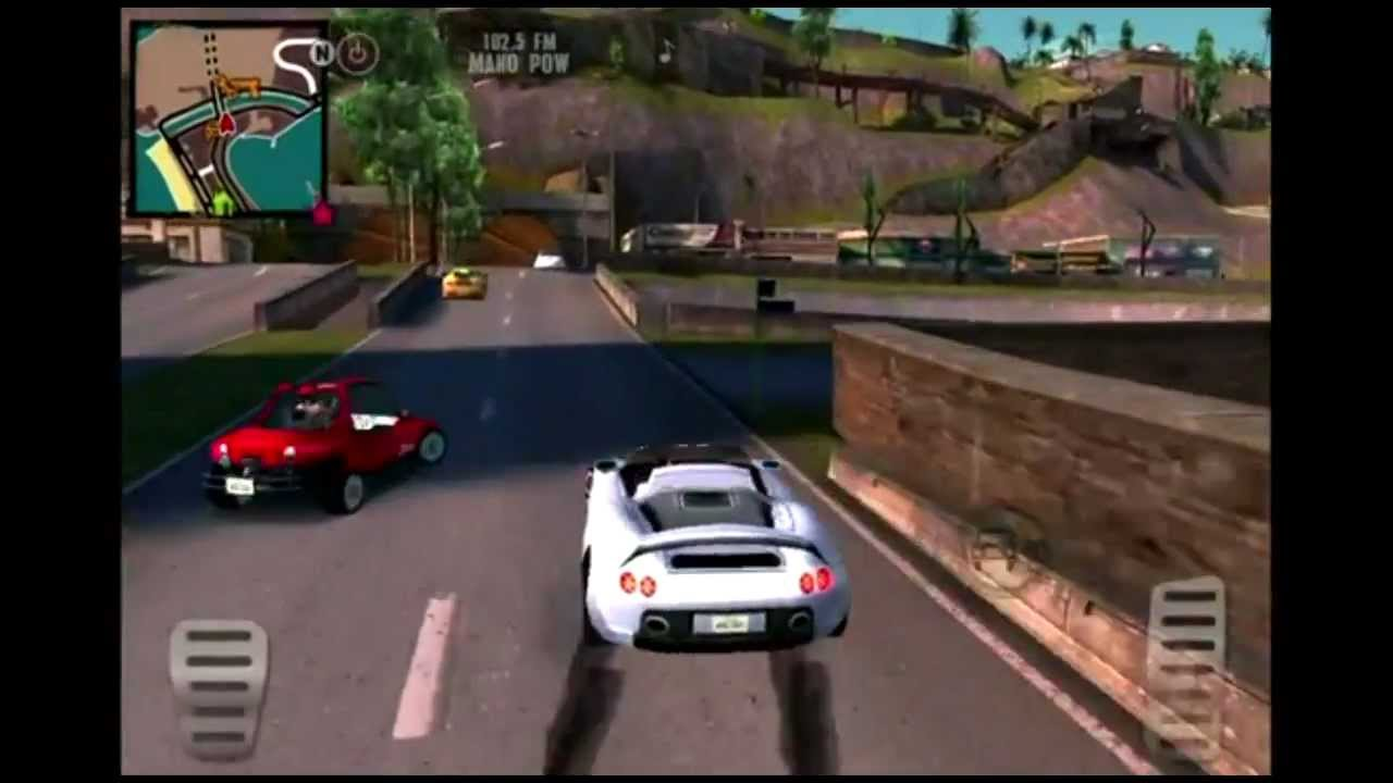 Скачать Музыку С Игры Gangstar Rio: Город Святых На Андроид