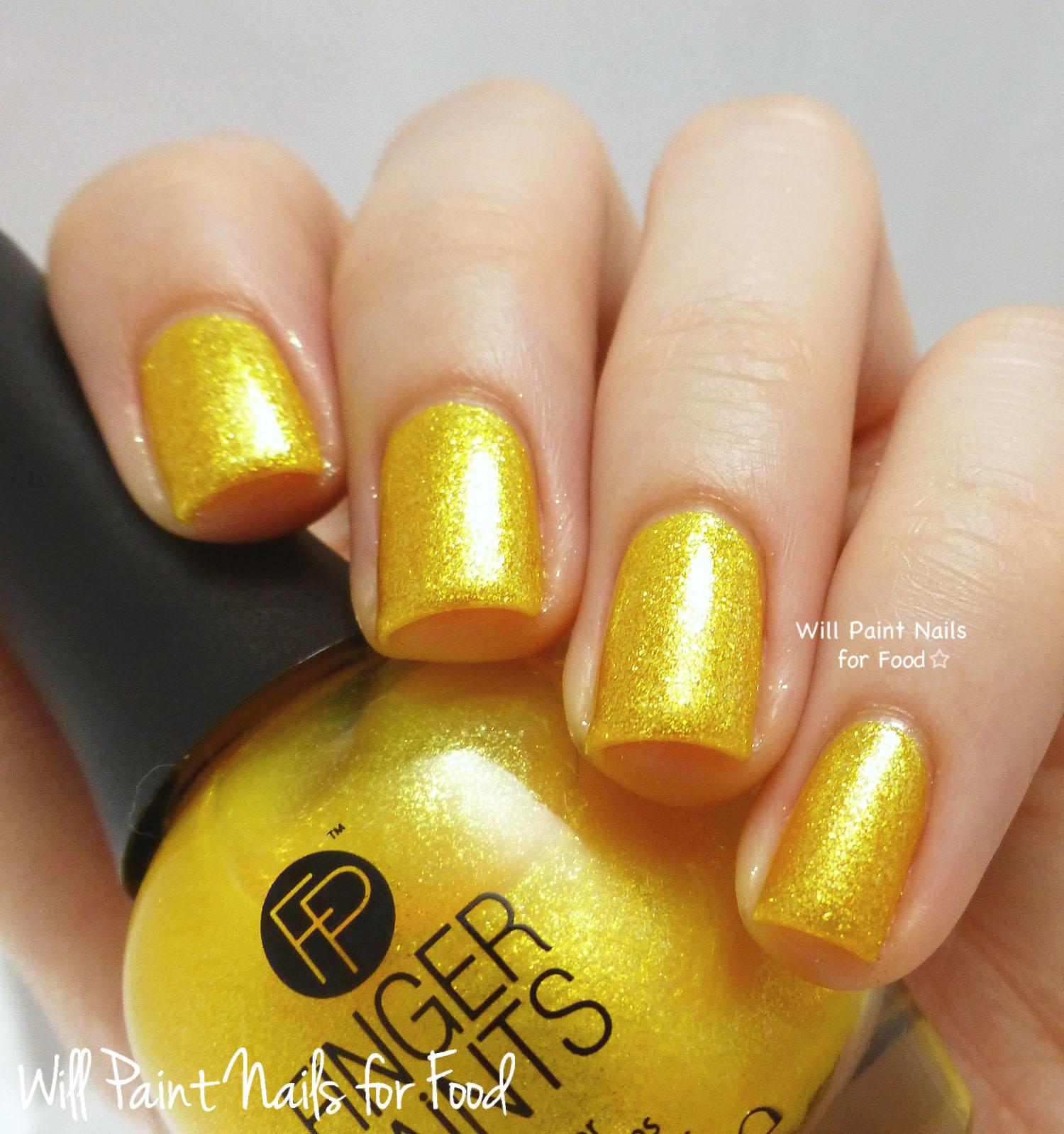 Finger Paints Hula Aruba!