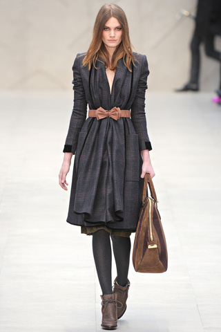 Burberry ´Prorsum, London Fashion Week 2013