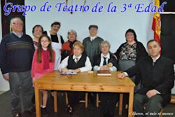 ACTUACIÓN GRUPO TEATRO 3ª EDAD