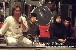 Pagelaran Kyai Kanjeng Pada Festival Tegal Boto 2013 Universitas Jember