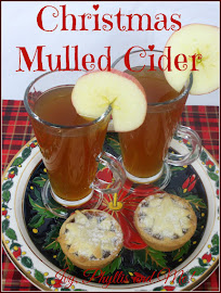 CHRISTMAS MULLED CIDER