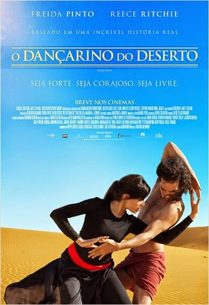 O Dançarino do Deserto – Legendado (2014)