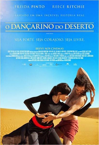 O Dançarino do Deserto – Legendado (2014)