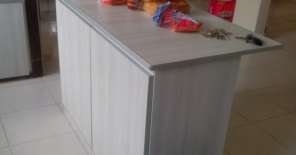 All kitchen kabinet dapur kabinet dapur simple island for Kitchen cabinet murah 2016