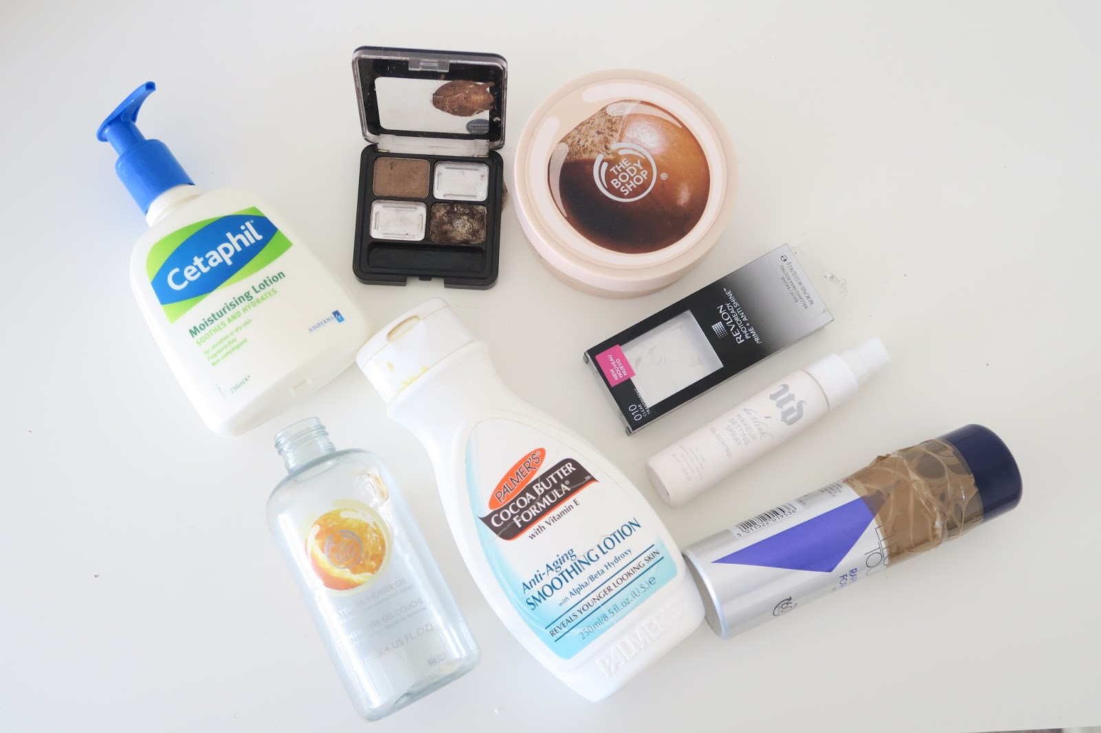 summer empties, product empties, Beauty Blog Photography, Blog Photography Tips, Blogger Photography Tips, canon g7x, Photography Tips, My Tips for Better Blog Photo