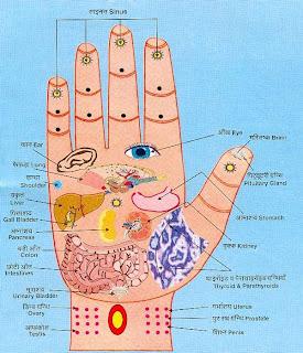 La salud en las manos