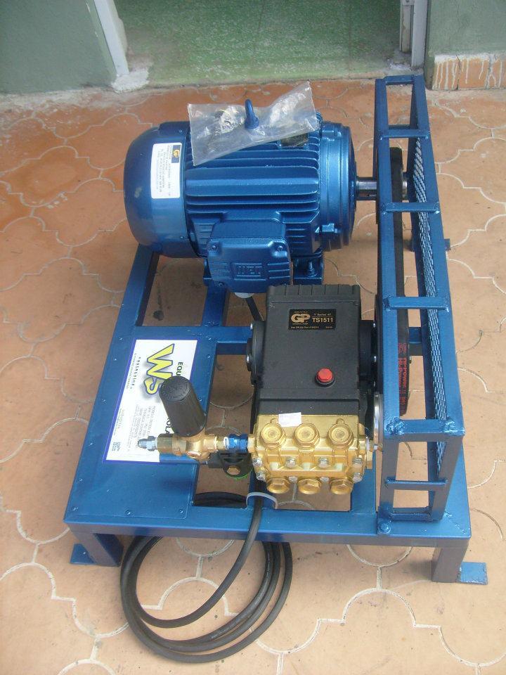 Equipos y servicios tecnicos windstar hidrolavadora 10 hp for Compresor hidroneumatico