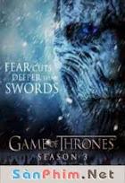 Cuộc Chiến Vương Quyền :Phần 3 - Game Of Thrones :Phần 3 2013