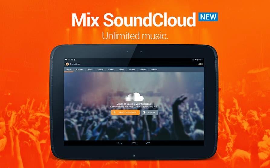 Cross DJ Mix Your Music v1.4.3 Apk