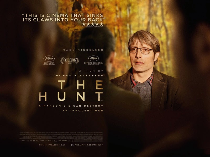the hunt jagten