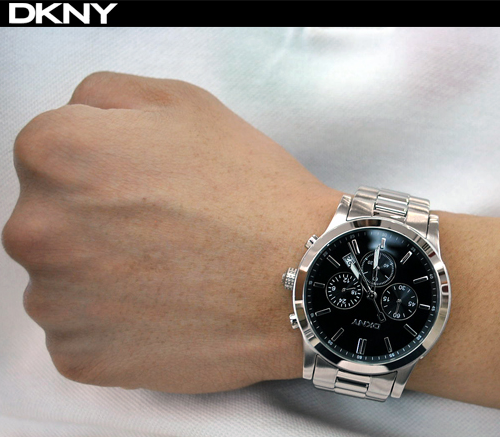 Watchboy Donna Karan New York Watch