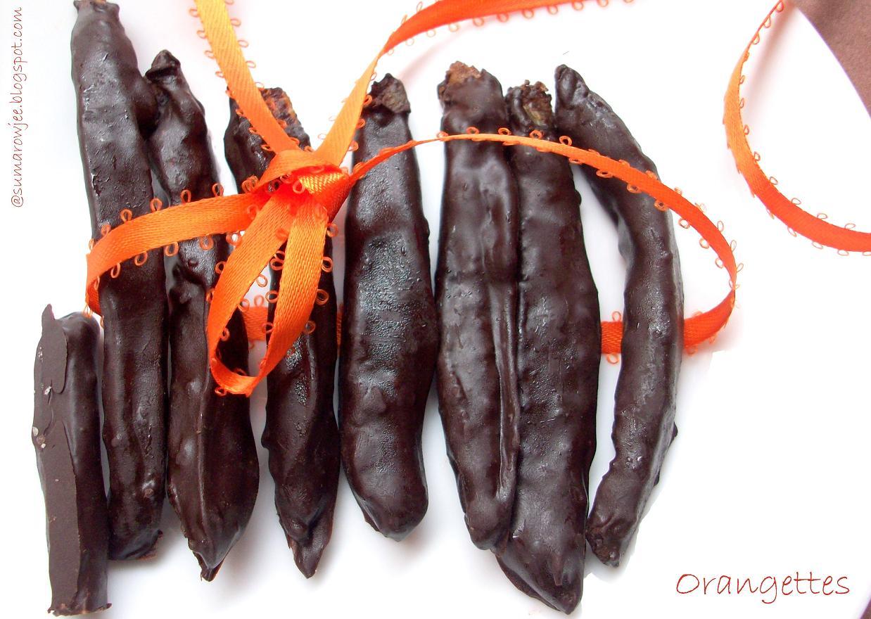 Cakes & More: Candied Orange Peel & Orangettes