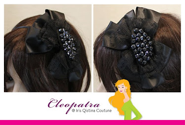 Headband Black Color. RM38