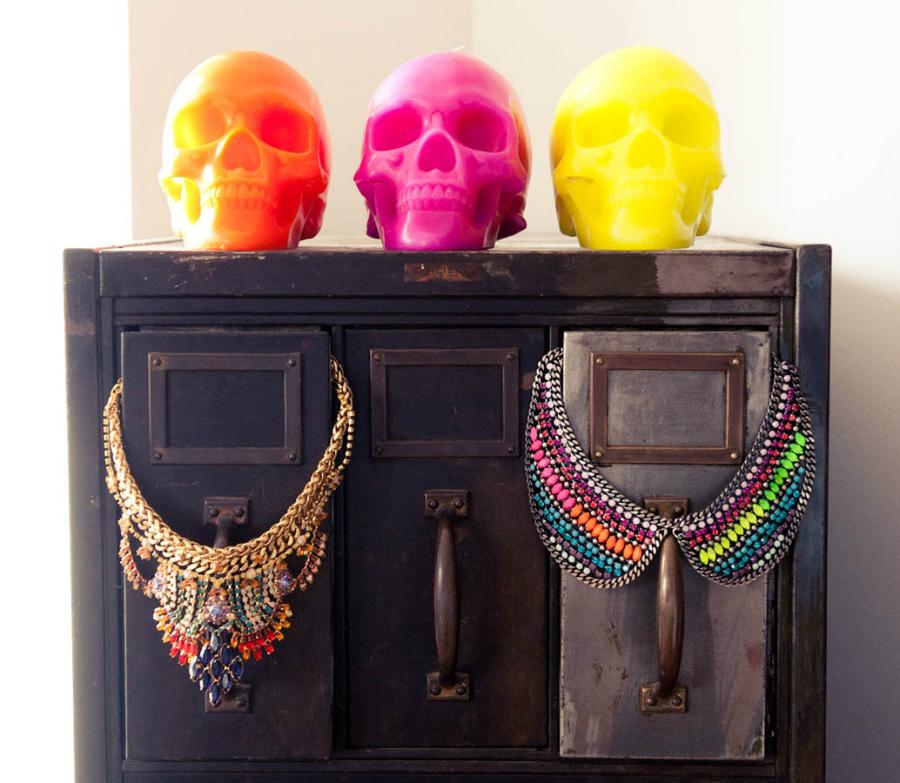Jewelery Organization home