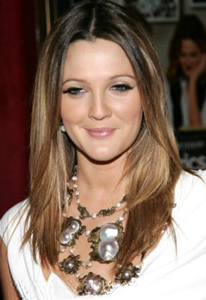 Drew Barrymore Hairstyle 21