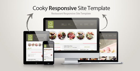 Cooky-Restaurant-Responsive-Template