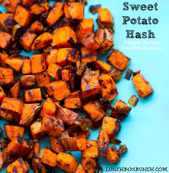 True Food Kitchen Sweet Potato Hash My Copycat Recipe Vegan Recipe