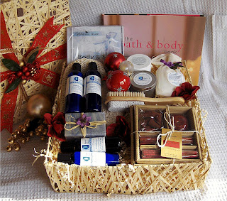 Homemade Gift Baskets For Christmas