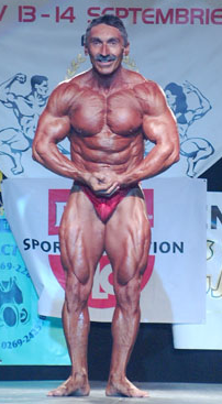Tribute to Romanian Bodybuilders