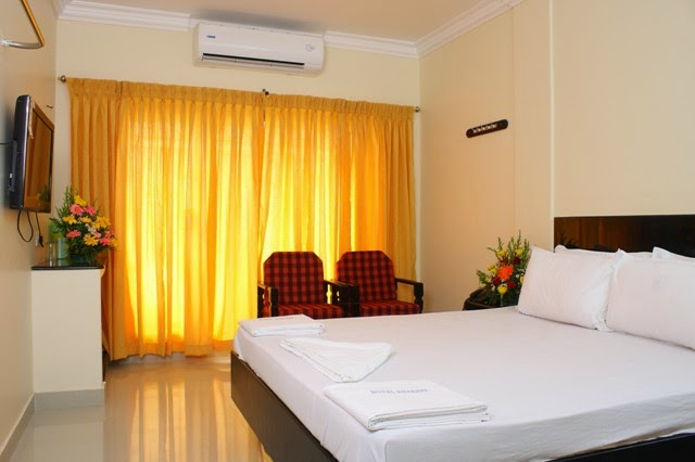 And Budget Hotels In Kanyaari Having Rooms With Air Conditioned Lcd Televisions Full Service Located Near Beach