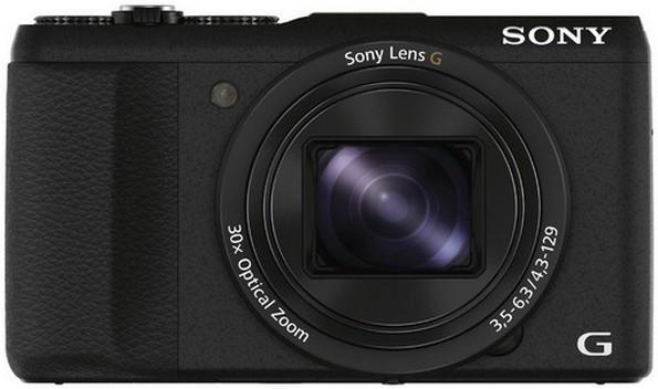 Sony DSC-HX60V/B 20.4 MP Digital Camera